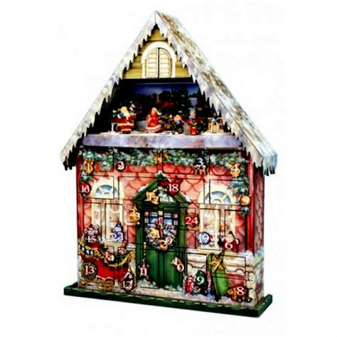 musical advent calendar house christmas house musical advent calendar