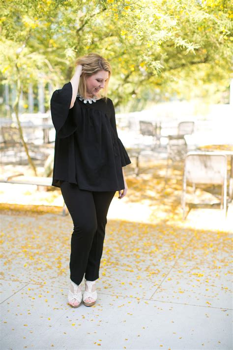 Wardrobe Staple by Wardrobe Staple 7 Ways To Wear The Black Pant Lipgloss And Crayons