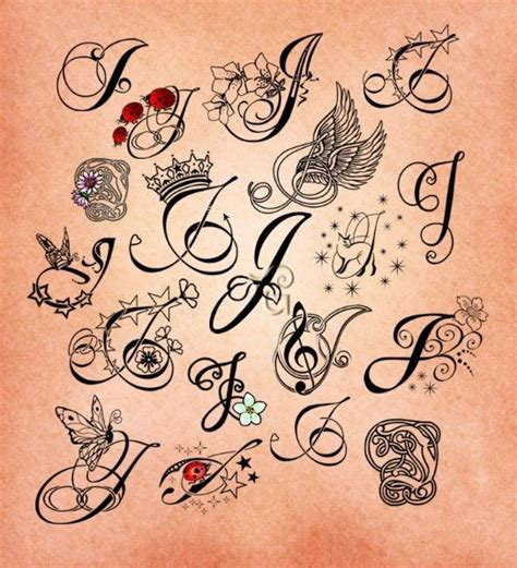 tattoo fonts letter c tattoo idea for letter j jjjj pinterest tattoo