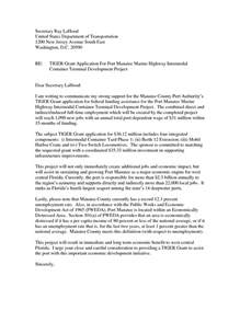 Research Grant Letter Of Support Grant Letter Of Support Articleezinedirectory