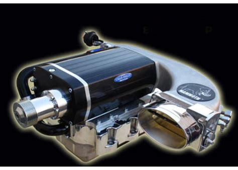 Bell Ford by Kenne Bell 3 2lc Liquid Cooled Mammoth Supercharger Kit