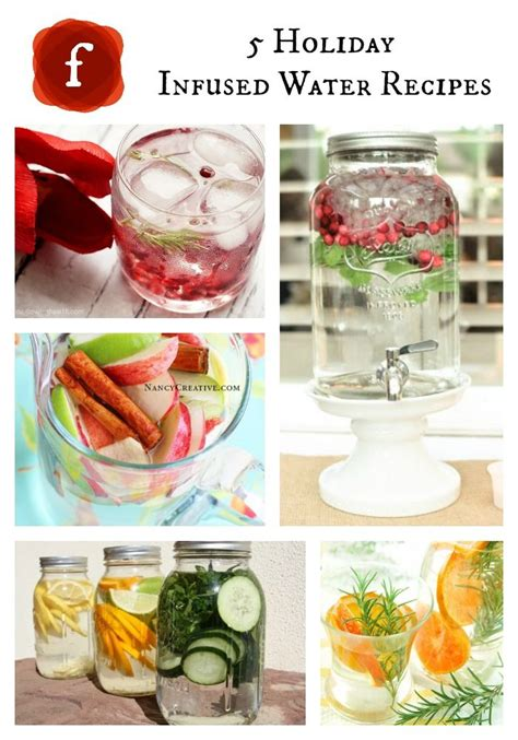 Fruit Infused Water Recipes For Detox by The 25 Best Flavored Water Recipes Ideas On