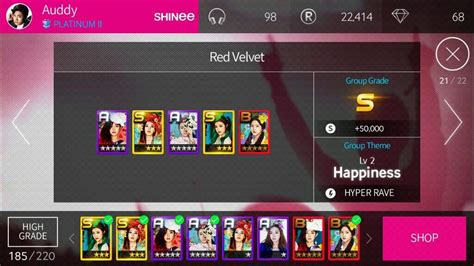 Superstar Smtown Card Template by Superstar Smtown Cards Tips K Pop Amino