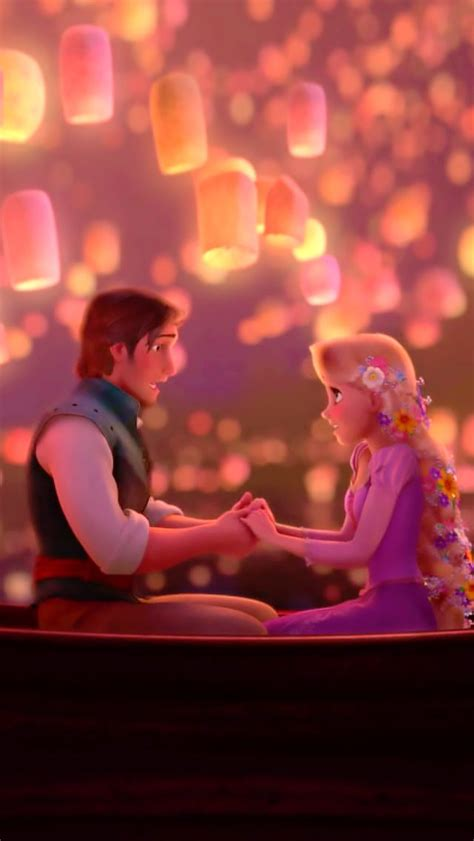 wallpaper iphone rapunzel and at last i see the light tangled pinterest