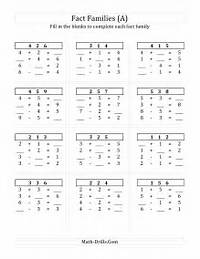 Collection Addition And Subtraction Facts To 10 Worksheets Pictures
