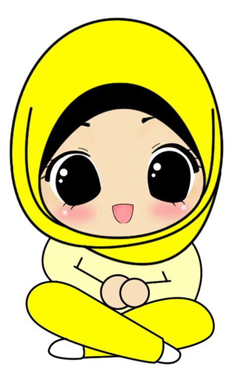 doodle nanda ihza aulya nanda doodle muslimah 2