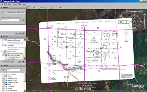 section township range google earth earth point blog township and range