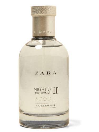 Parfum Zara Sport zara pour homme ii sport zara cologne a new
