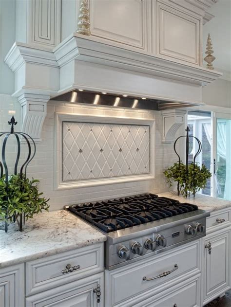 7 bold backsplash ideas for your white kitchen snow white granite houzz