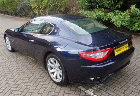 midnight blue maserati maserati midnight 28 images s coupe roadster 4 7l