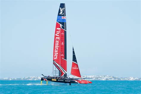 emirates nz emirates team new zealand race boat big ideas group big
