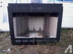 fireplace w blower wood navasota for sale in houston