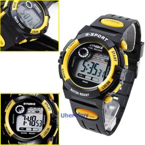 new yellow multifunction waterproof child boy s sports