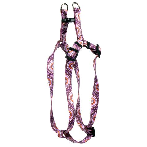 step in harness radiance purple step in harness by yellow design