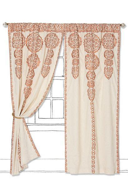 marrakech curtain anthropologie 120 best images about window treatments on pinterest