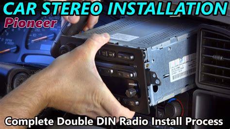 car installation car stereo installation wiring dash kit steering wheel