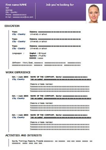 Resume Template Quora by Are There Any Free Resume Templates Quora