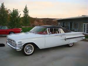 1960 chevy impala ss convertible carnutts info