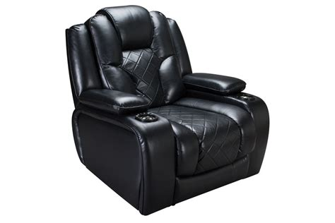 recliner with cup holder sale bastille power recliner at gardner white