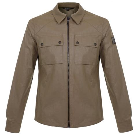 belstaff uk shawbury dusty green jacket