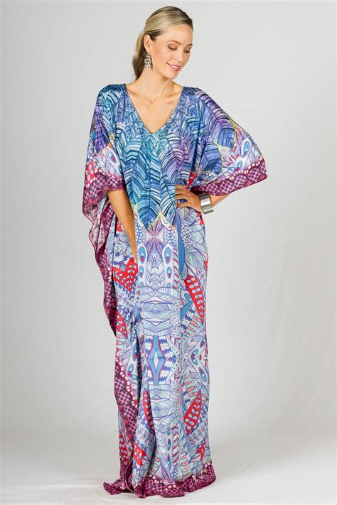 how to make a kaftan dress or top free pattern sew guide 38 stylish diys to make kaftan caftan dresses guide