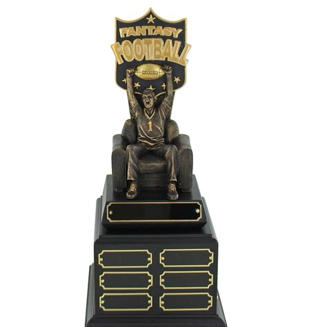 Armchair Trophy by Football Chionship Trophy Trophy
