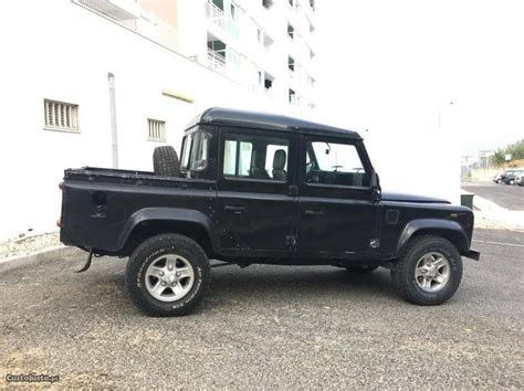 land rover defender crew cab sold land rover defender crew cab carros usados para venda