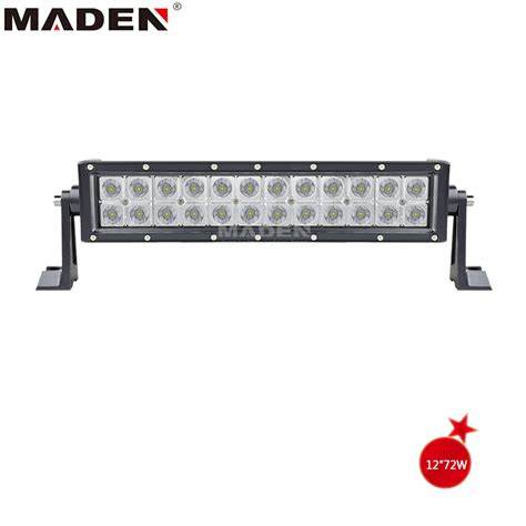 Led Light Bar Utv Free Shipping To Au 12 Quot Led Light Bar Road Atv Utv Truck Lights Road Led Light Bar 72w