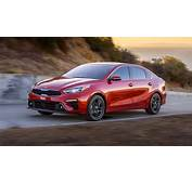 2019 Kia Forte Borrows Cues From The Stinger  Torque