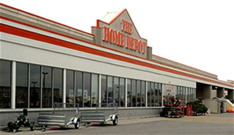 home depot store at 900 terminal avenue