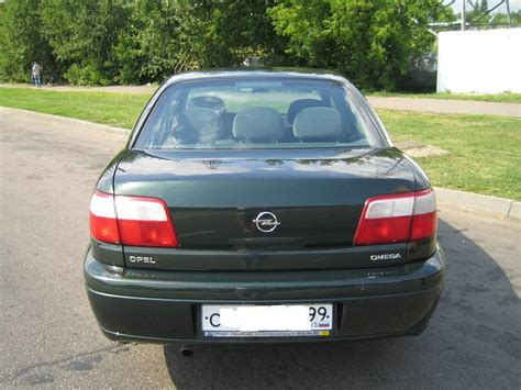 2003 opel omega for sale 2200cc gasoline ff automatic