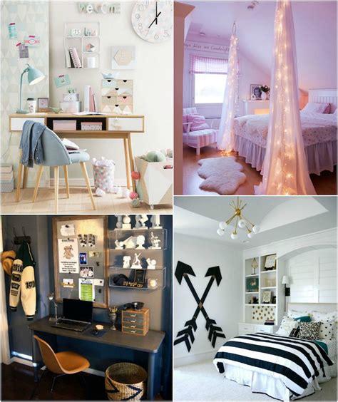 Style De Chambre by Chambre D Ado Styl 233 E 30 Id 233 Es De D 233 Co Unisexe Pour