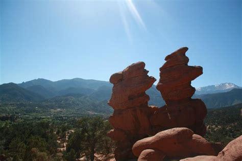 Garden Of The Gods Rock Formations Rock Formation Picture Of Garden Of The Gods Colorado Springs Tripadvisor