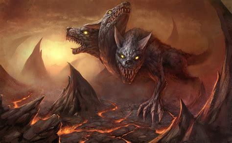 kisah film underworld kisah anjing berkepala tiga cerberus dalam mitologi yunani
