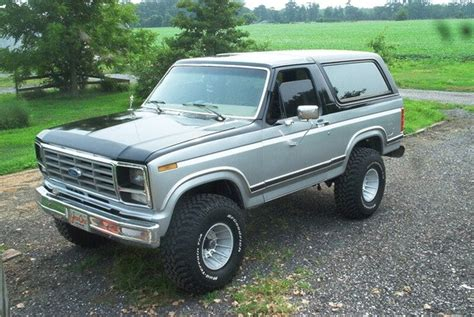badbronc68 1985 ford bronco specs photos modification