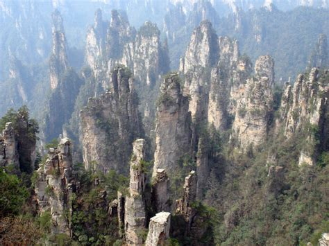 297807 the kast place on earth chinablog cc 187 blog archive 187 top 5 karst peak forests in
