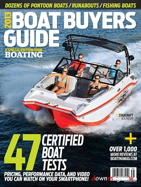 boating buyer s guide 2013 187 download pdf magazines - Boating Magazine Buyers Guide