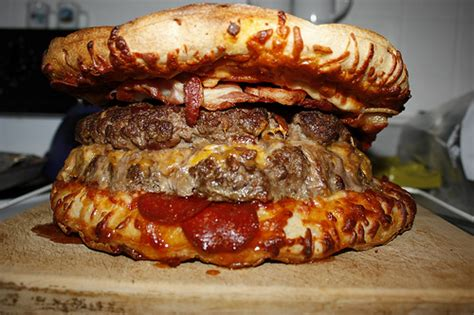 pizza jard n pizza burger two frozen pizzas two pounds of cheddar
