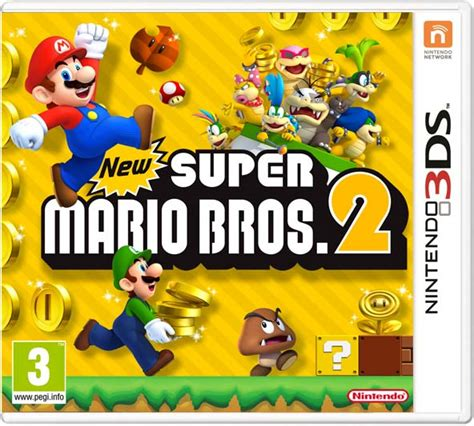 Bros Gold 3 new mario bros 2 gold edition 3ds cia mega android