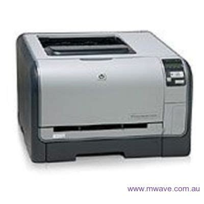 Printer Hp Color Laserjet Cp1515n hp color laserjet cp1515n colour laser usb lan cc377a cc377a mwave au