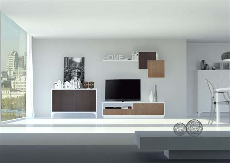 salones modulares salones modernos con el estilo innovador de muebles