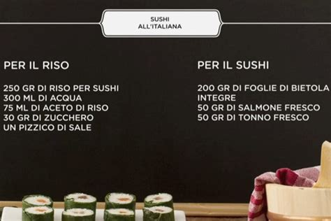 Cucina Italiana Giallo Zafferano by In Cucina Con Giallo Zafferano Ricetta Giorno Sushi