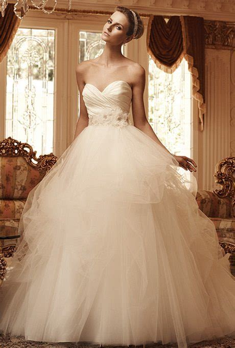 Beautiful Ball Gowns With Princess Pick Ups