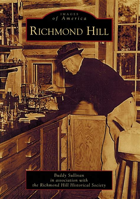 richmond hill images of america series