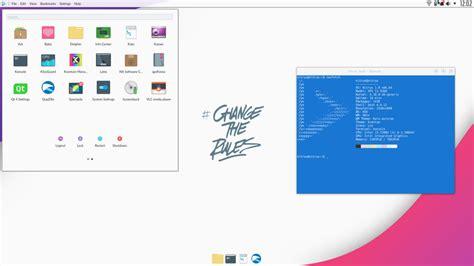 html design linux nitrux la distro pi 249 bella