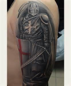 crusader tattoo best tattoo ideas gallery