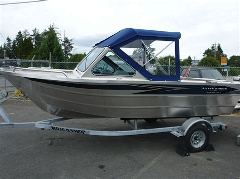 aluminum boats 17 carmanah soft top aluminum boat hand crafted by