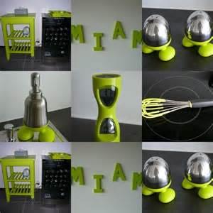 objets d 233 co vert objet deco cuisine vert anis urne de