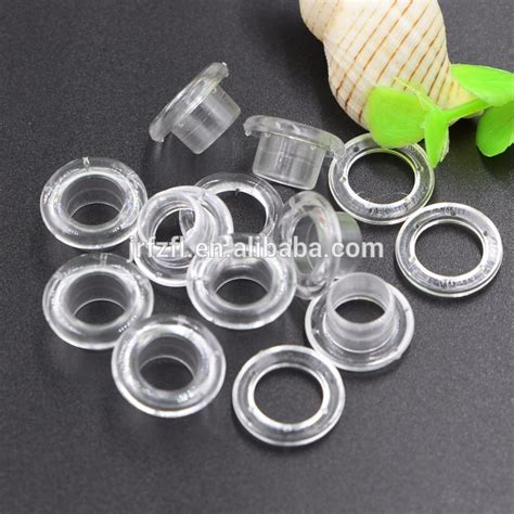 plastic grommets for curtains clear plastic grommet curtain eyelet ring manufacture