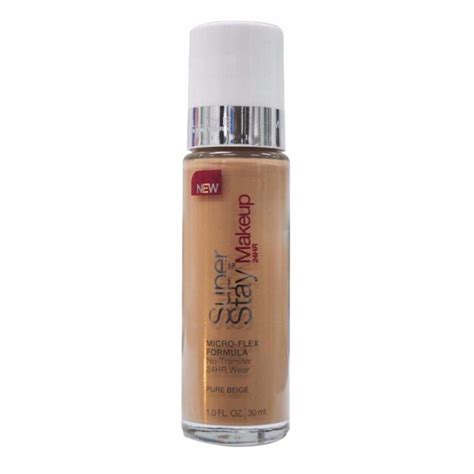 Foundation Maybelline Superstay maybelline superstay 24hr foundation 30ml choose your shade ebay
